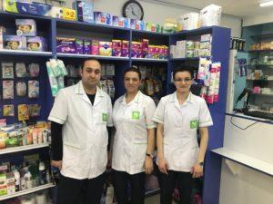 NG Pharm Team