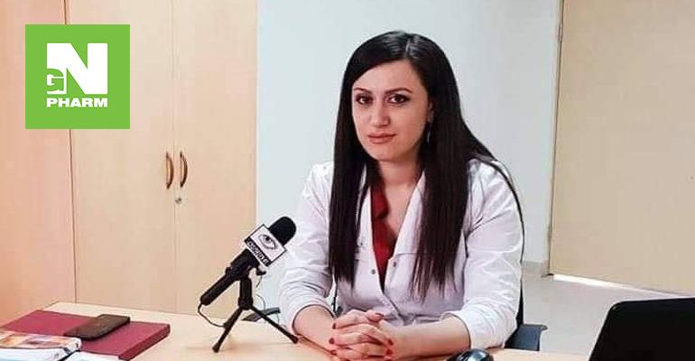Շուշանիկ Միքայելի Միրիջանյան