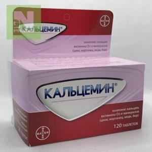 Кальцемин таб N120