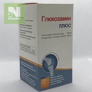 Глюкозамин плюс таб N100