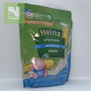 Heinz Каша мол Кукурузная с омега-3 с 4мес 200г