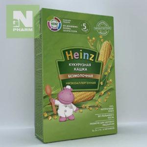 Heinz Каша б/мол низкоаллерг кукурузная с 5мес 200г