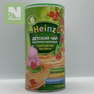 Heinz Чай дет шиповник малина 200г