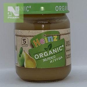 Heinz Пюре яблоко груша с 5мес 120г