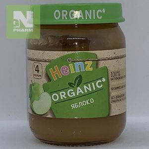 Heinz Пюре Яблоко органик с 12 мес 120г