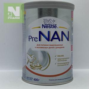 NAN Pre Молочная смесь с рожд 400г