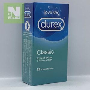 Durex Classic N12