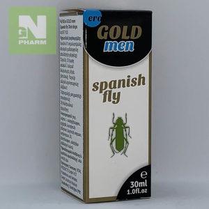 Ero Gold men spanish fly 30ml