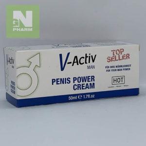 Hot V-active Penis Power cream 50мл