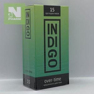 Indigo Over-time N15