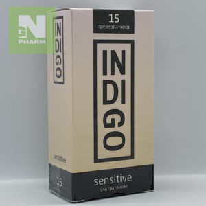 Indigo Sensitive N15
