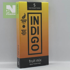 Indigo Fruit Mix N5