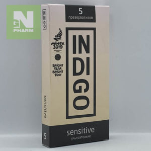 Indigo Sensitive N5