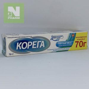 Корега Клей д/фикс зуб протезов Экстра сильный 70г