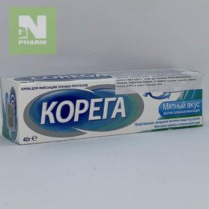 Корега Клей д/фикс зуб протезов Экстра сильный 40г