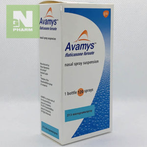 Авамис наз спрей 0.05% 27.5мкг/120доз