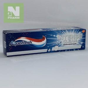 Зубная паста Aquafresh Intense Clean 75мл