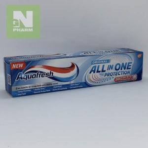 Зубная паста Aquafresh all in one protection oreginal 100мл