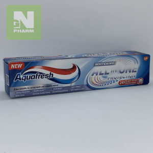 Зубная паста Aquafresh all in one protection whitening 100мл