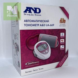 Тонометр Автоматический AND UA-669