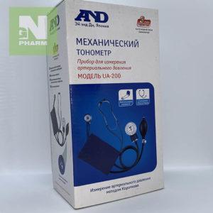 Тонометр мех с фонендоскопом A&D UA-200