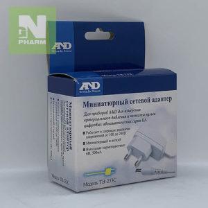 Миниатюрный сетевой адаптер AND TB-233C