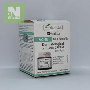 Крем анти-акне Bielenda DrMedica 50мл