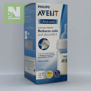 Бутылочка Philips Avent Anti-colic 0м+ 125мл