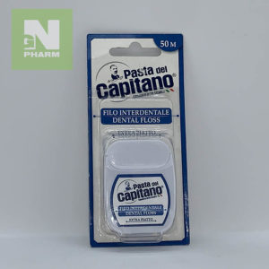 Зубная нить Capitano 50м