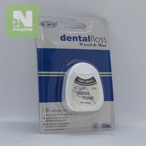 Зубная нить Dr. Smith 50м