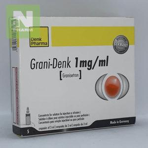 Грани-Денк амп 1мг/мл 3мл N5