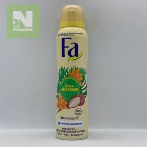 Дезодорант Fa Таина Амазонии д/ж 150мл