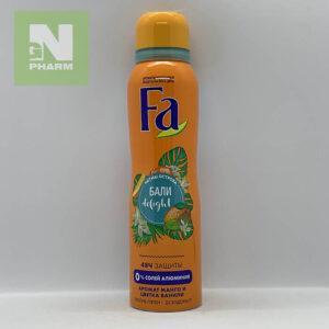 Дезодорант Fa Бали д/ж 150мл