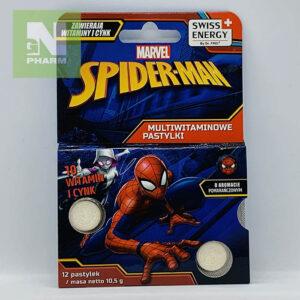 Мультивитамины пастилки SPIDER-MAN 10 witamin i cynk N10