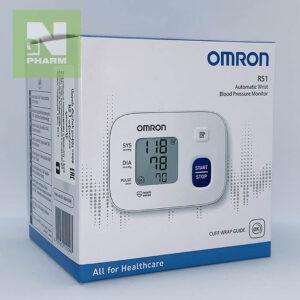 Тонометр автомат запястный OMRON RS1