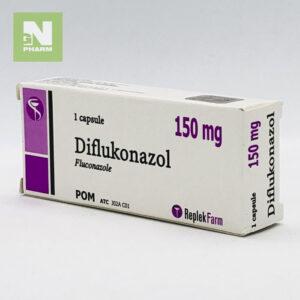 Дифлуконазол капс 150мг N1