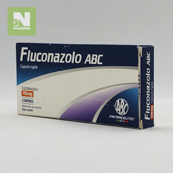 Флуконазоло ABCкапс 150мг